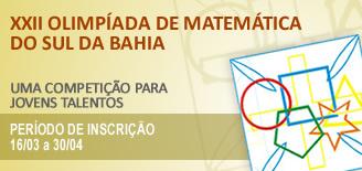 INSCRIÇÕES DE 16/03 A 30/04